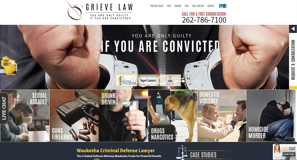 Grieve Law Firm