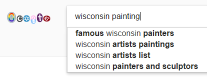 Google Searches for Wisconsin Painting Contractors