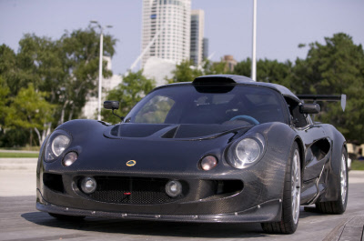 Milwaukee Custom Carbon Fiber Lotus from Prototype Composites