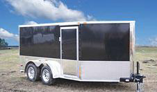 Milwaukee graphic design featuring quality website images of this quality cargo trailer!