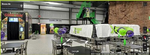 Xtreme Air trampoline park, a family-friendly destination marketing by iNET Web