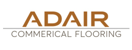 Adair Commercial Flooring logo design by iNET-Web
