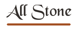 All Stone logo designed by iNET Web