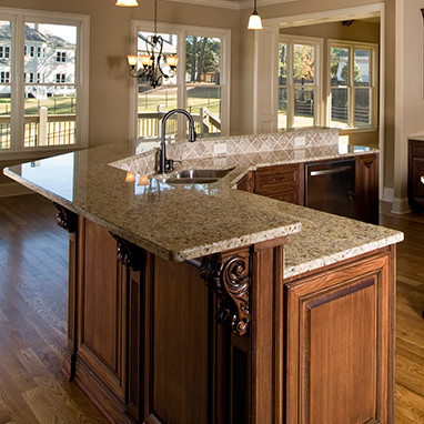 Milwaukee web developers for stone countertop business