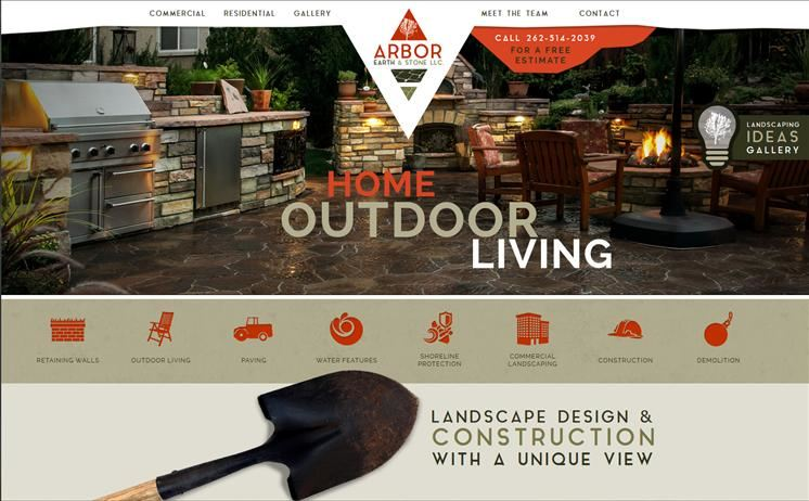 Milwaukee's landscaping company succeeds with iNET's genius internet marketing and web design