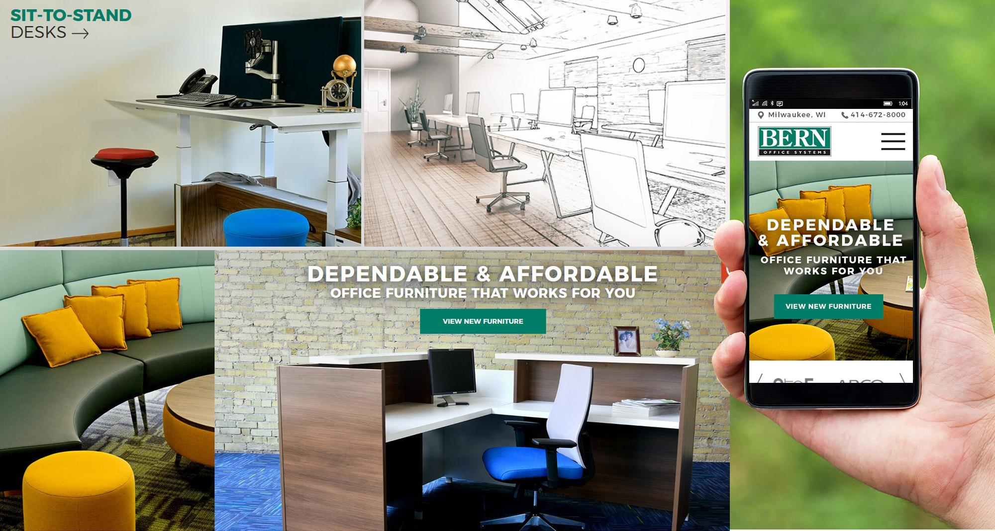 Brilliant Bern Office Systems Web Developer Office Furniture Home Interior And Landscaping Spoatsignezvosmurscom