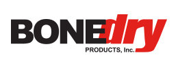 Logo design by Milwaukee-based iNET for Bone Dry Products