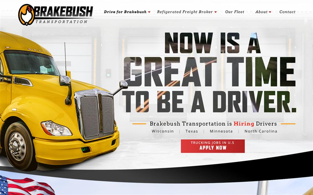 Brakebush transportation Home Page Organized by iNET