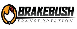 Updated Logo Design for Brakebush Transportation