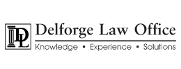 Logo by iNET Web for Delforge Law Office