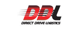 Direct Drive Logistics logo by iNET Web