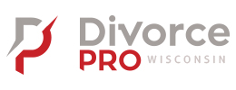 Logo by iNET Web Design for Divorce Pro Wisconsin