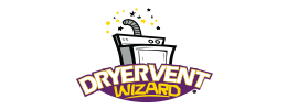 Dryer Vent Wizard logo by iNET Web graphic designers