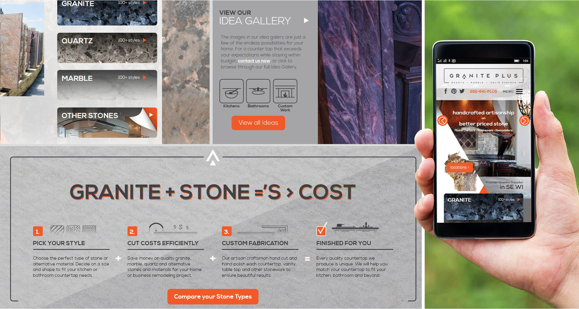 Home Remodeling Website Developed by iNET-Web
