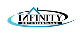 Logo developed by iNET Web for Infinity Exteriors, LLC