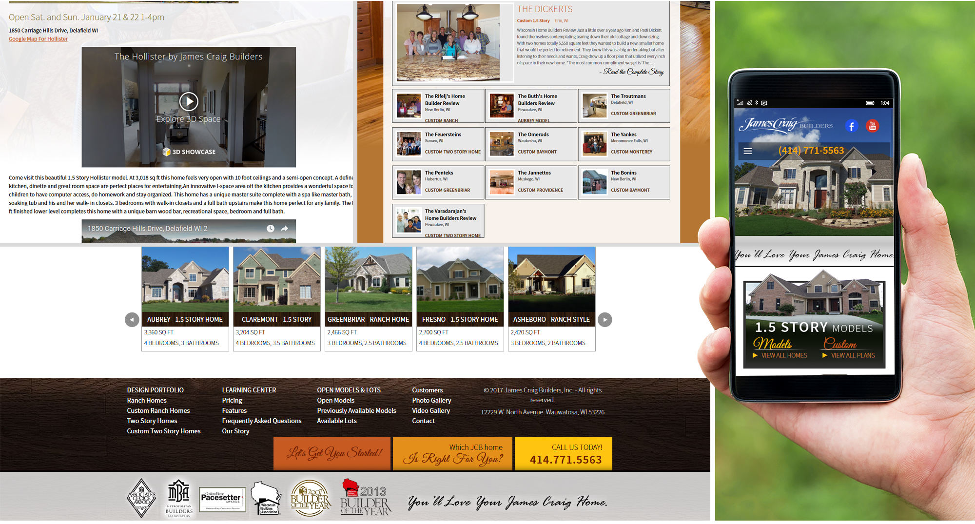 Milwaukee Internet Marketers for Home Builders