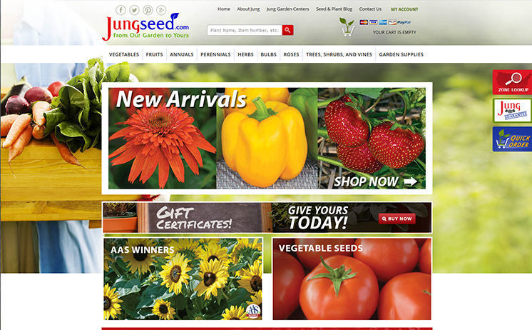 Milwaukee seed production company grows better gardens for organic enthusiasts