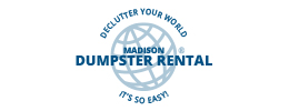 Logo by iNET-Web for Madison Dumpster Rental