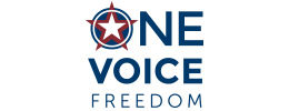 Logo design by iNET Waukesha for One Voice Freedom
