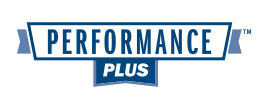 Performance Plus logo created by iNET Web Milwaukee