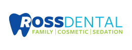 Ross Dental logo by iNET Web Graphic Designers