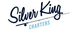 Logo design by iNET for Silver King Charters