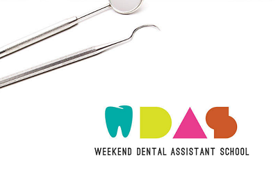 Weekend Dental Assistant School Logo