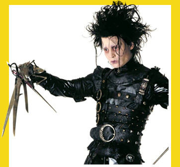 Scissorhands Web Design