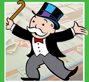 Monopoly Web Design