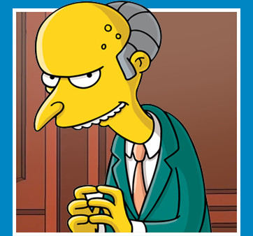 Mr. Burns Web Design