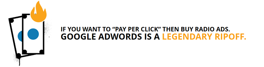 SEO marketing in Waukesha trumps pay per click ads